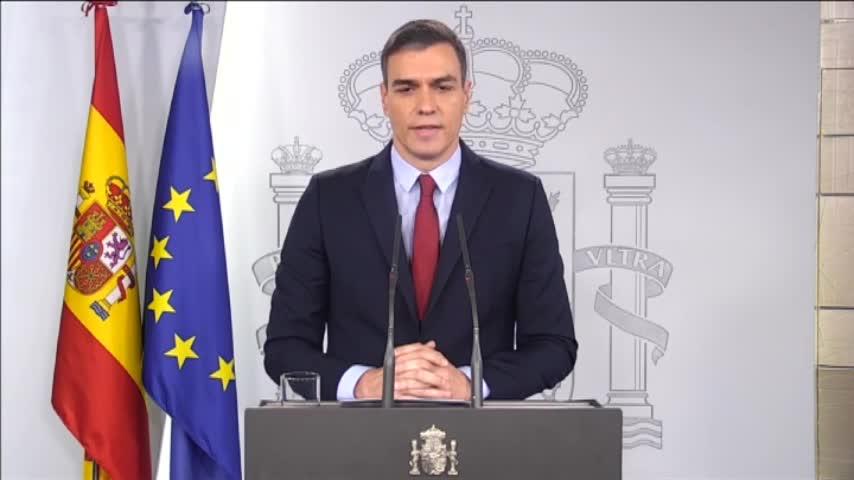 Sánchez decreta el estado de alarma durante 15 días | Economía | Cinco Días